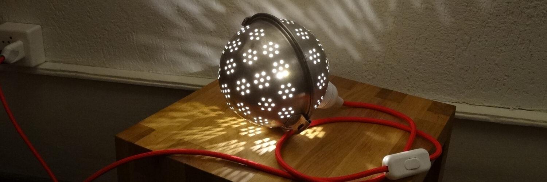 Lampe SapRizTi