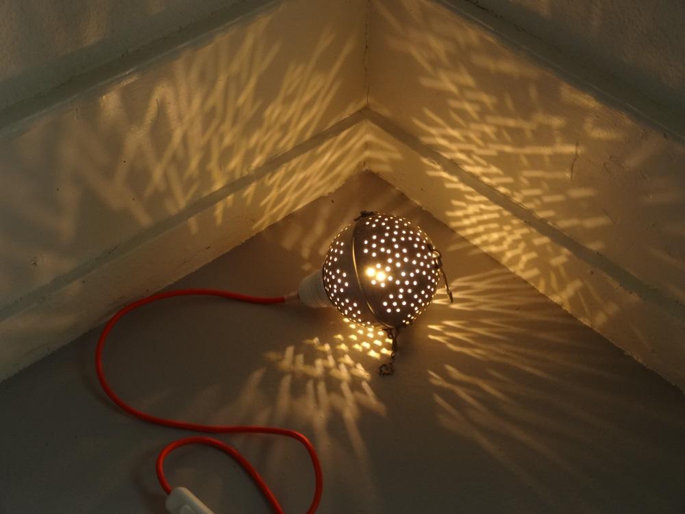 Lampe RizBouldingue
