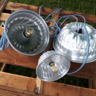 suspension trois moules kouglof